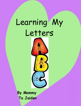 Learning My Letters