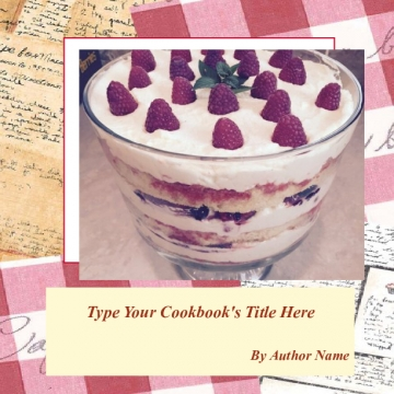 Giacomuzzi Family Cookbook