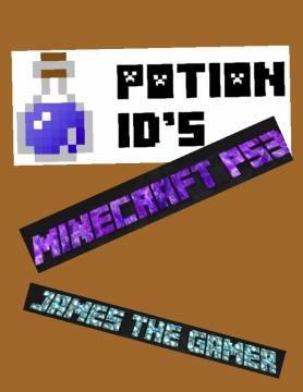 Minecraft PS3 Potions