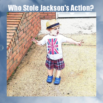 Who Stole Jackson's Action?