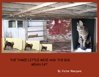 The Three Little Mice And The  Big Bad Cat