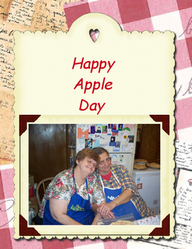 Happy Apple Day