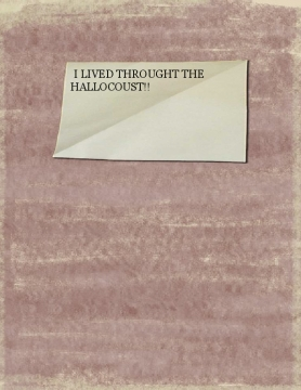 I LIVED THROUGH THE HALLOCOST