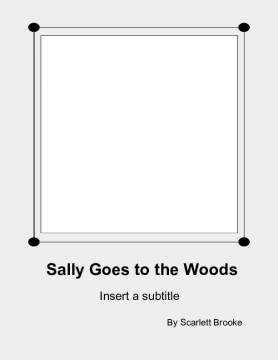 Sally Gets Lost
