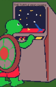 the Turtle gamer!!!