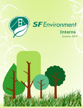 SF Environment Intern Tree