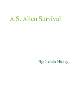 A.S. Alien Survival