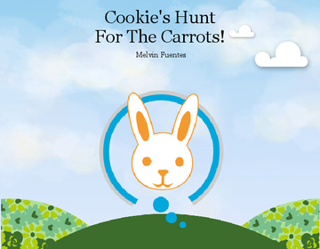 Cookies Hunt For The Carrots