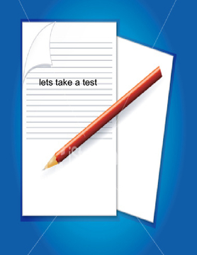 lets take a test!