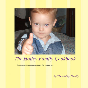 The Holley Family Cookbook