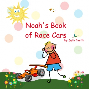 Noah's Book of Race cars