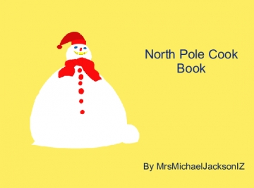North Pole Cook Book