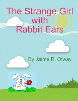The Strange Girl with Rabbit Ears