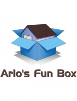 Arlo's Fun Box Book #1