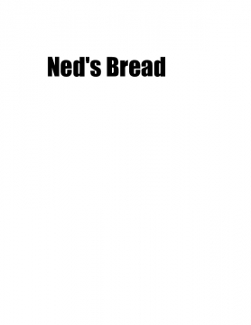 Ned's Bread