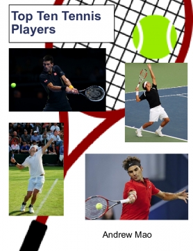 Top Ten Tennis players