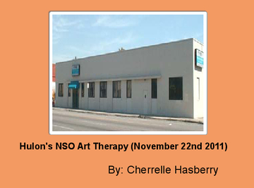 Hulon's NSO Art Therapy (November 22nd 2011)
