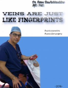 Veins are just like fingerprints