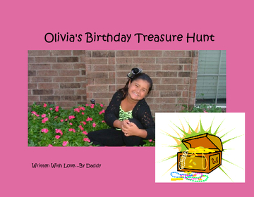 Olivia's Birthday Treasure Hunt