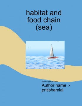 food chain and habitat