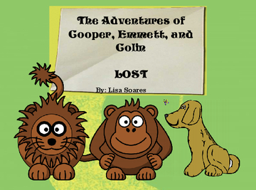 The Adventures of Cooper, Emmett, and Colin