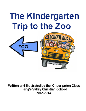The Kindergarten Trip to the Zoo