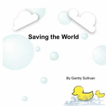 Saving the world