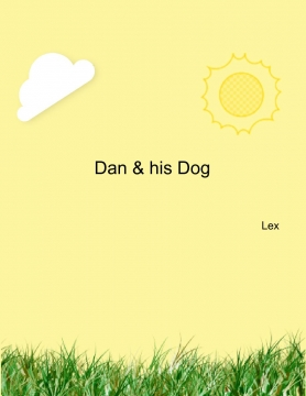 Dan & his Dog