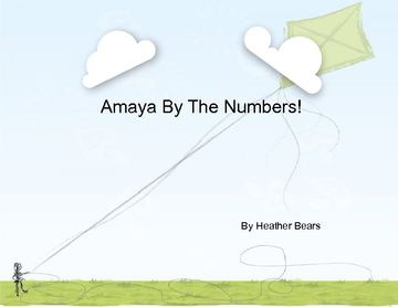 AMAYA BY THE NUMBERS