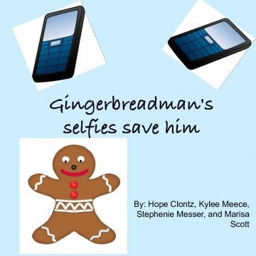 GingerbreadMan's selfies save him