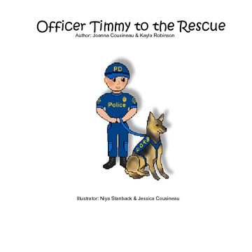 Officer Timmy to the Rescue