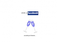 2009 According to Facebook