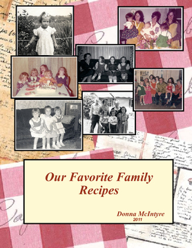 Our Favorite Family Recipes