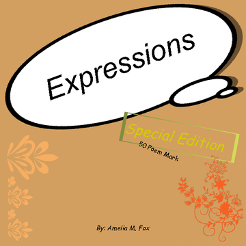 Expressions 50 Poem Mark