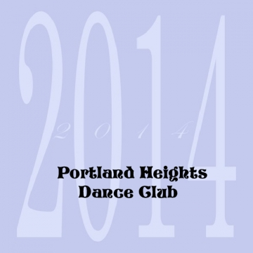 Portland Heights Dance Club 2014/2015