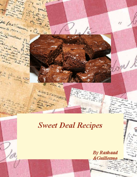 Sweet Deal Recipes