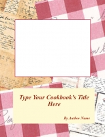My Recipe Book (8.5x11)