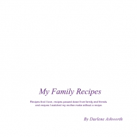 Family Recipes by dAr