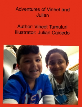 Adventures Of  Vineet and Julian