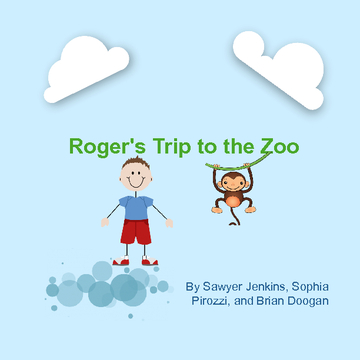 Roger's Trip to the Zoo