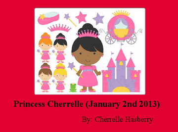 Princess Cherrelle (January 2nd 2013)