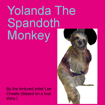 Yolanda the Spandoth Monkey <3