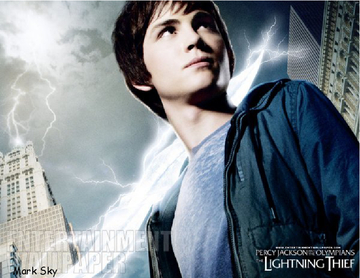 percy jackson and the lighting thief
