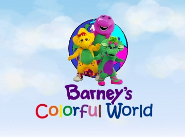 Barney's Colorful World