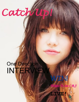 Catch Up Magazine