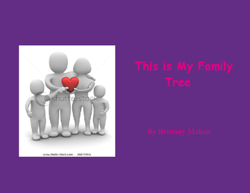 This Is My Family Tree
