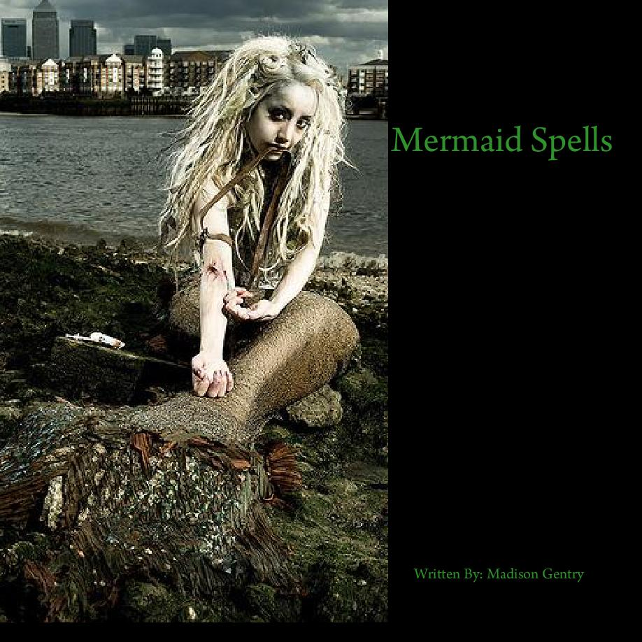 Mermaid Spells Book 87387 Bookemon