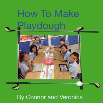 How to make play dough