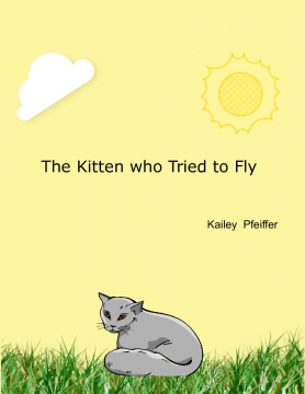 The Kitten who Tried to Fly