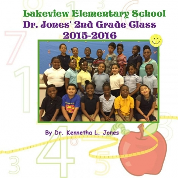 Lakeview Elementary School Class Yearbook